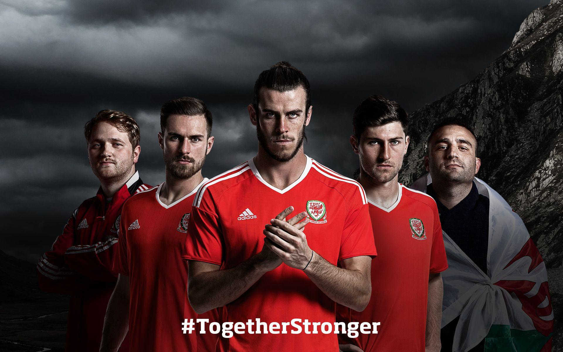 Wales National Football Team Zoom Backgrounds 3