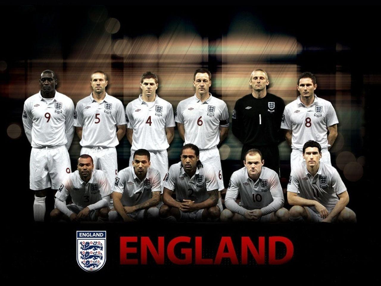 England National Football Team Background 8
