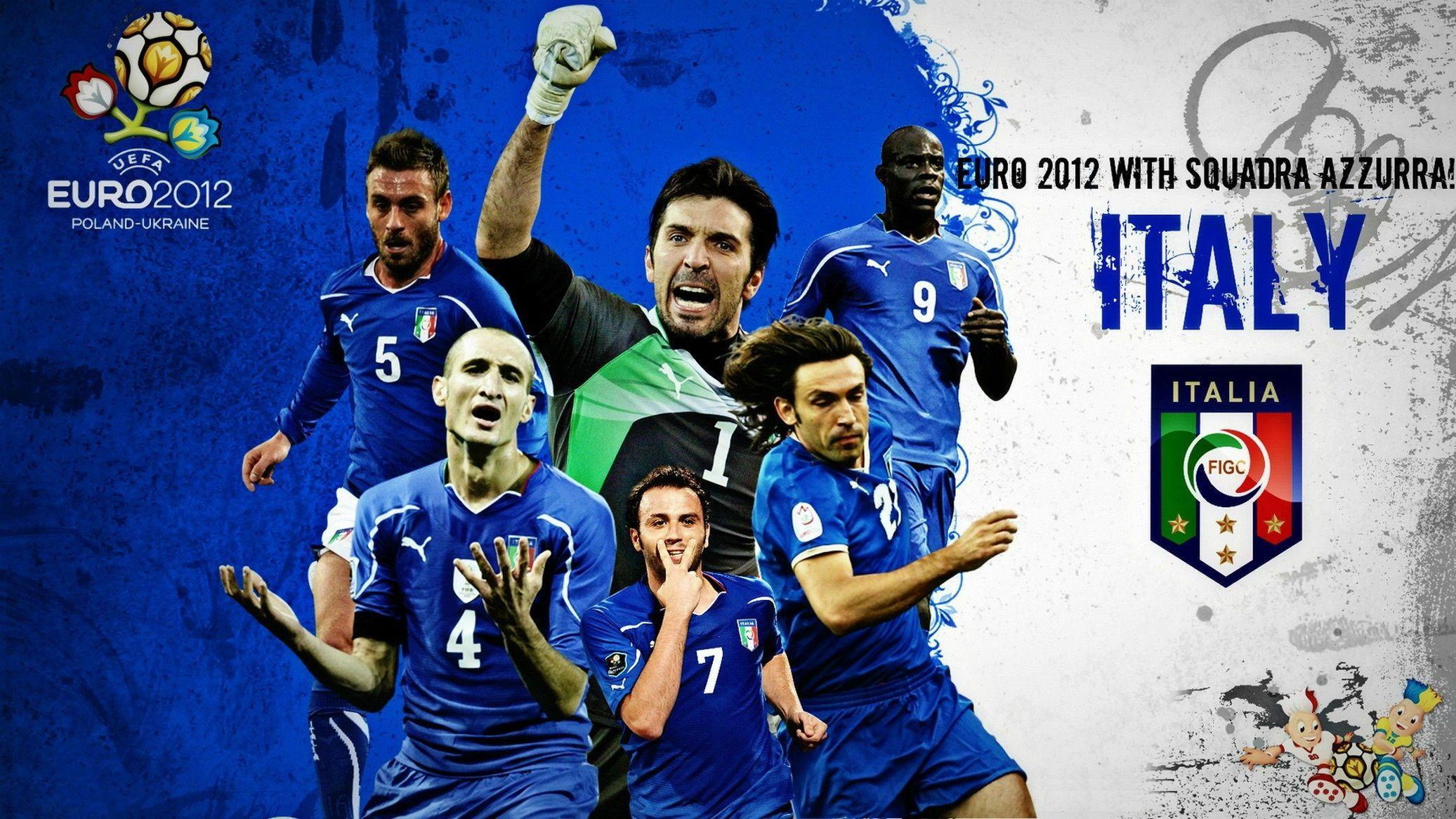 Italy Soccer Team Wallpapers