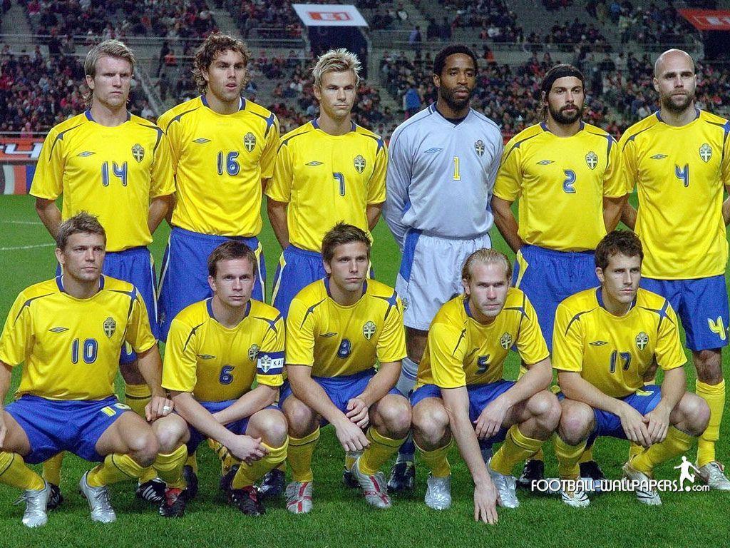 Sweden National Football Team Zoom Background 2