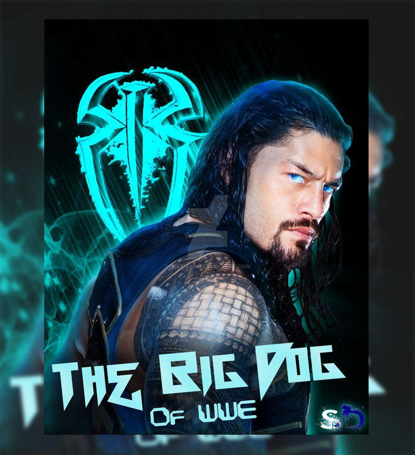 Roman Reigns Wallpapers by ImSauvik