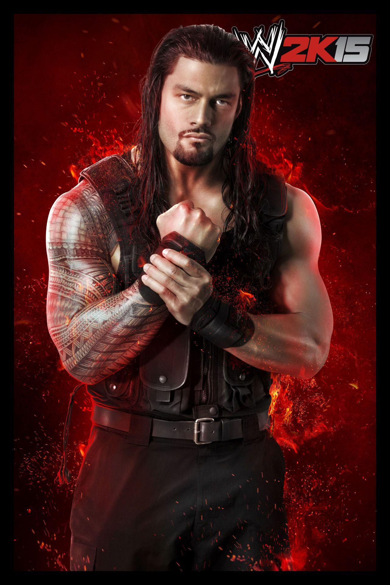Roman Reigns image WWE 2K15 HD wallpapers and backgrounds photos