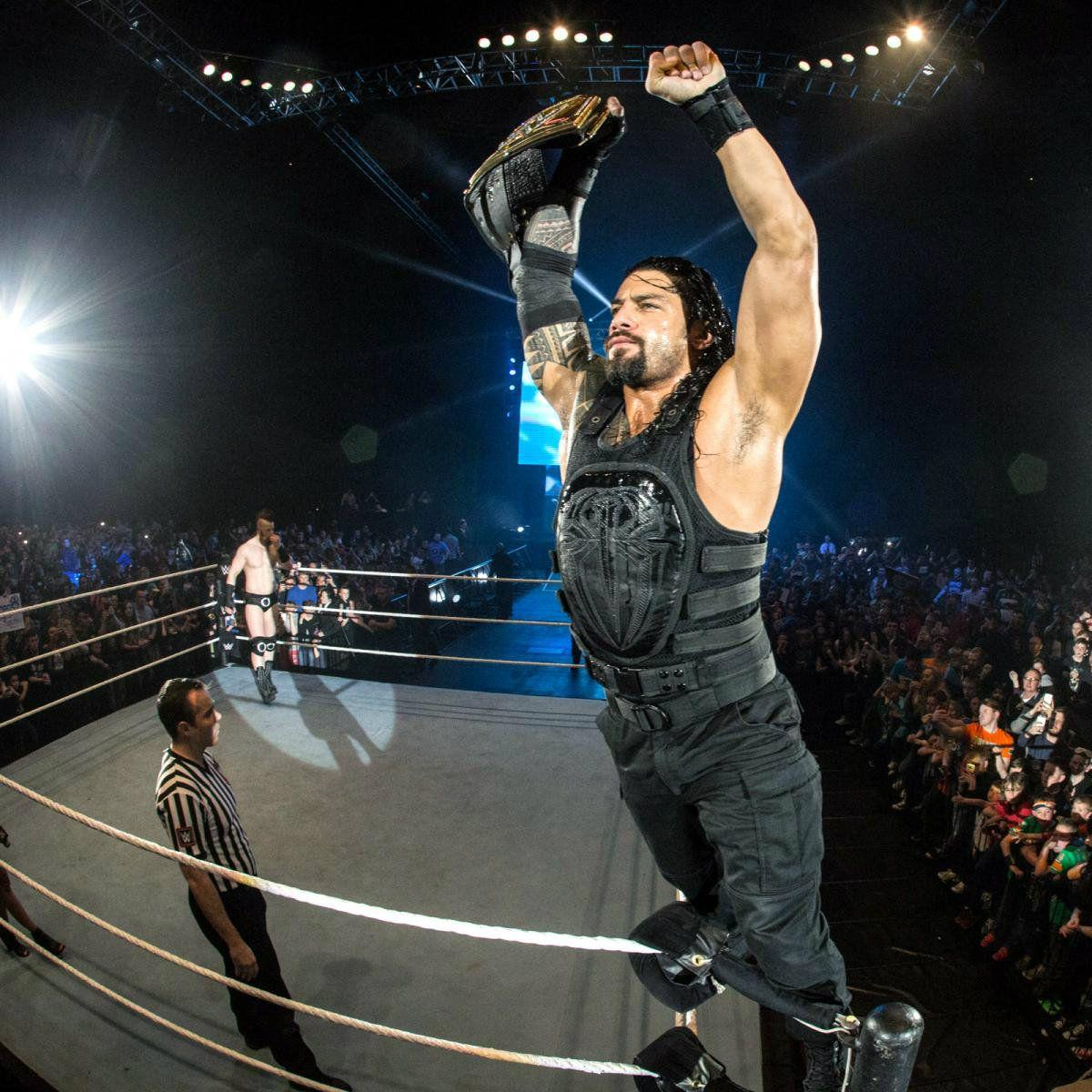 Desktop Roman Reigns Hd Pictures With Car Photo For Computer Wwe