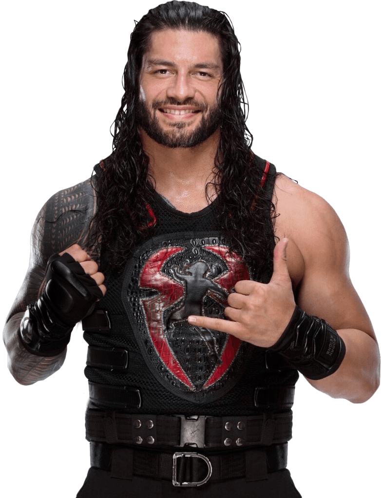 Roman Reigns 2018 Custom Render by SSJGokufan01