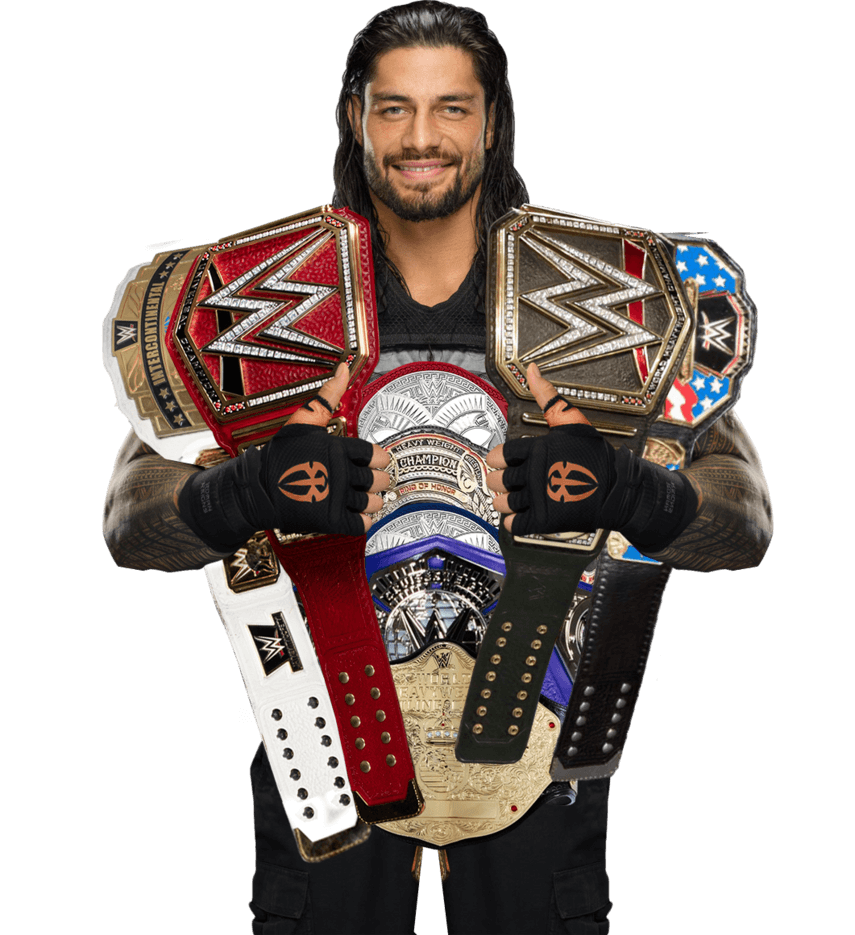 Roman Reigns ... by hamidpunk
