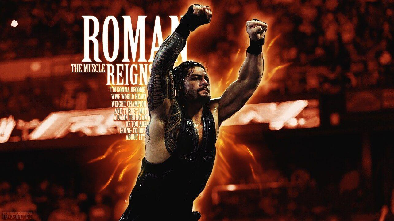 40 Best Roman Reigns HD Wallpapers and Photos