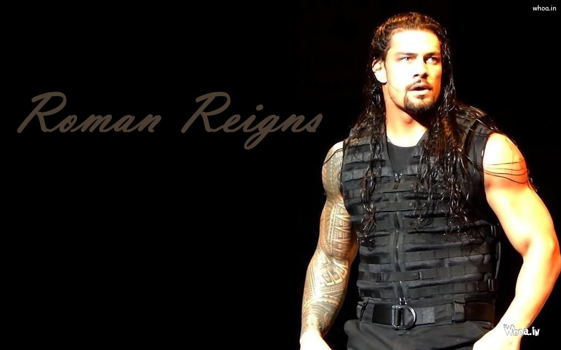 Roman Reigns Desktop Wallpapers