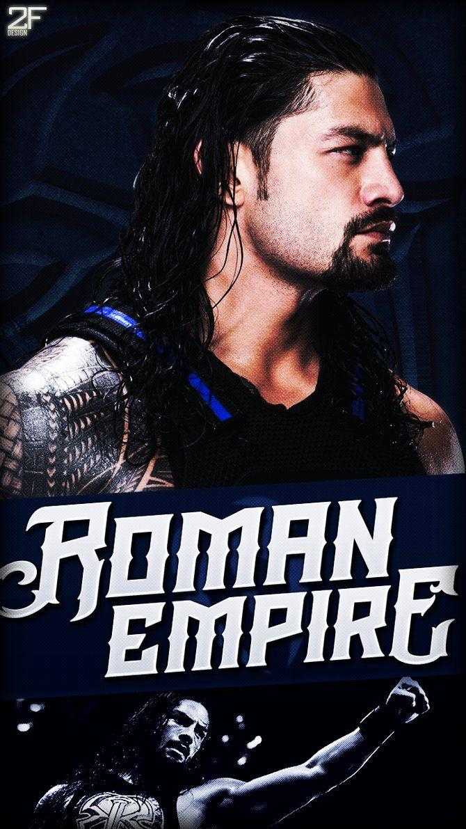 Roman Reigns by iluminista