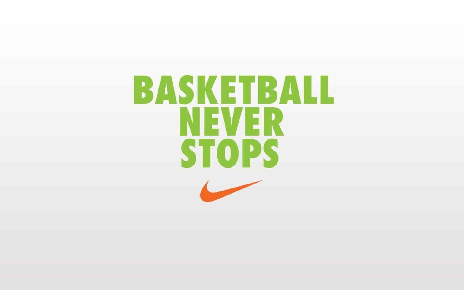 Basketball Never Stops Wallpapers Hd ✓ Best HD Wallpapers
