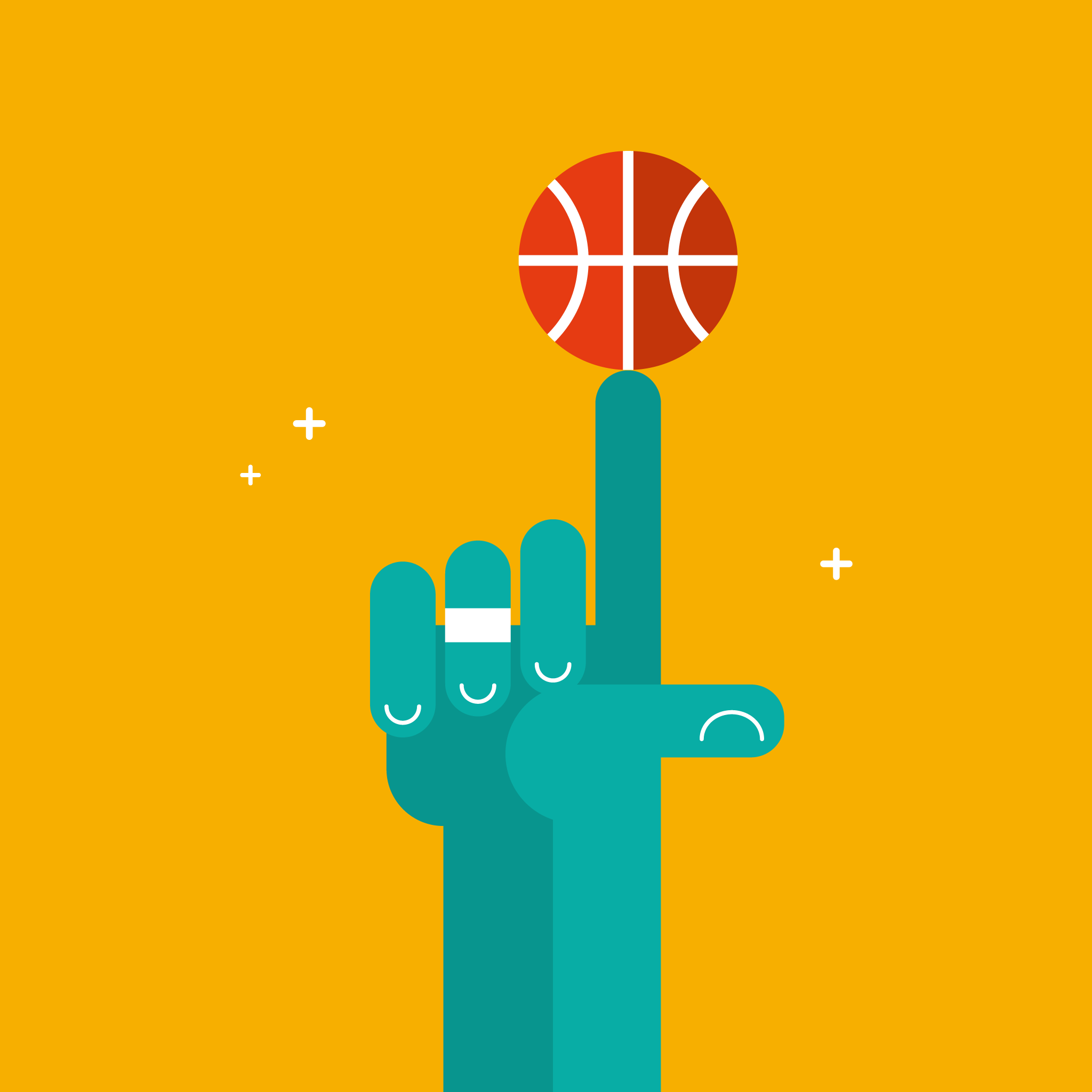 Basketball Never Stops Wallpapers on WallpaperGet