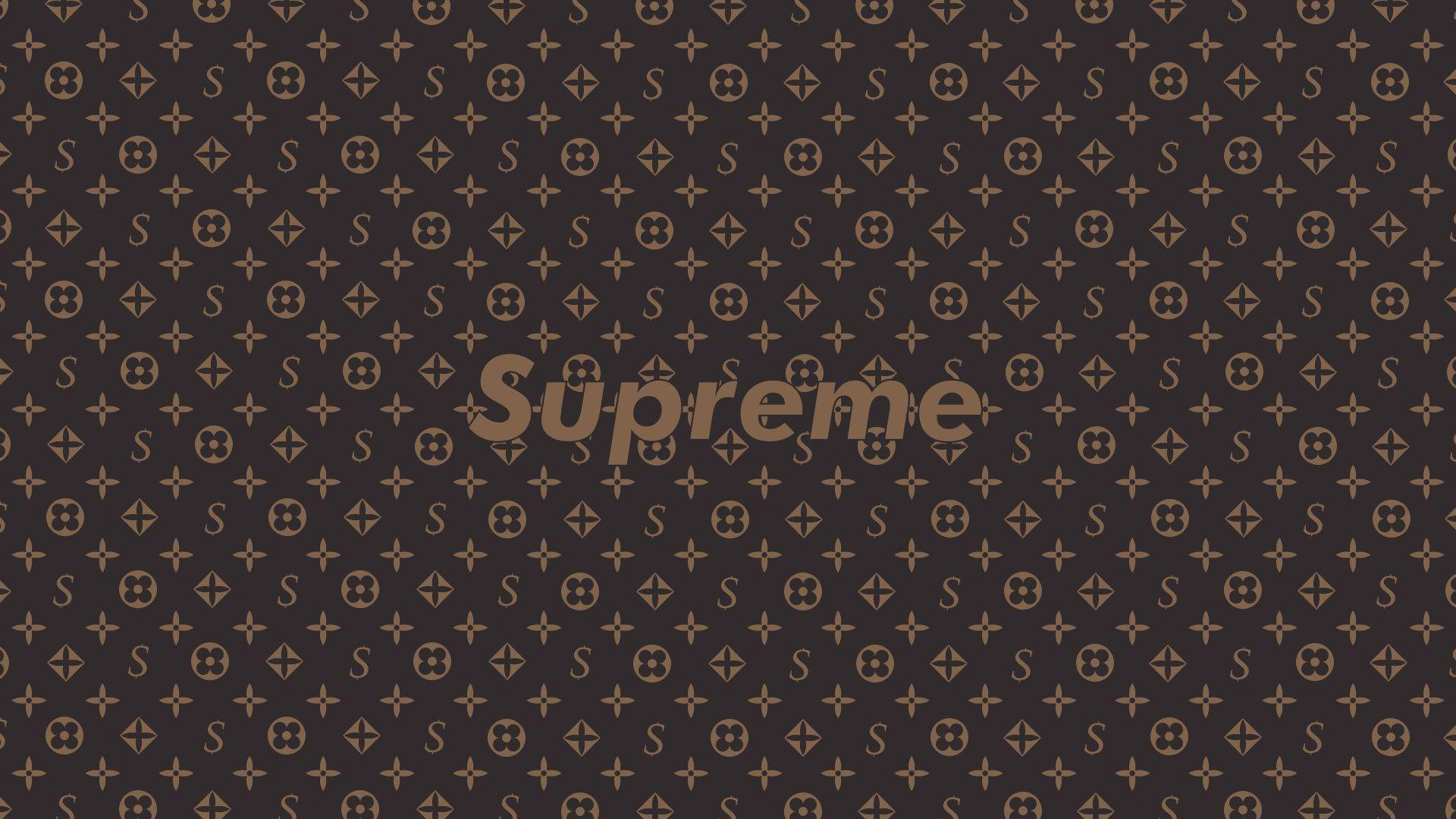 Louis Vuitton, #supreme | Wallpaper No. 585410 - wallhaven.cc