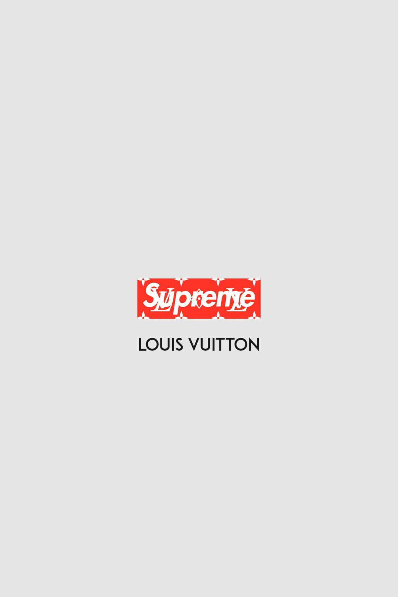 Supreme Louis Vuitton Wallpapers Wallpaper Cave