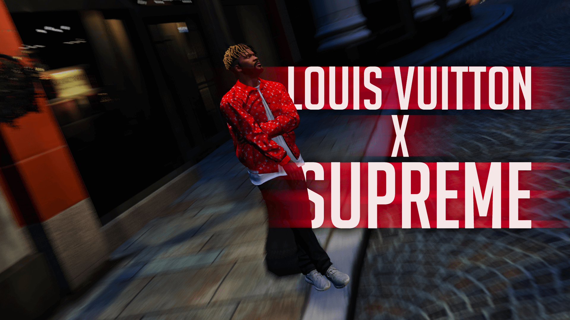 Supreme Lv Wallpaper Computer Scale
