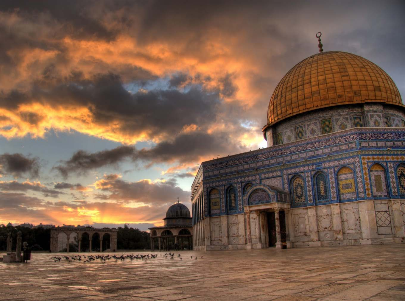 Dome Of The Rock Wallpapers Wallpaper Cave