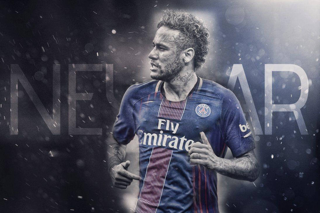 Neymar Welcome to PSG by HyDrAndre on DeviantArt