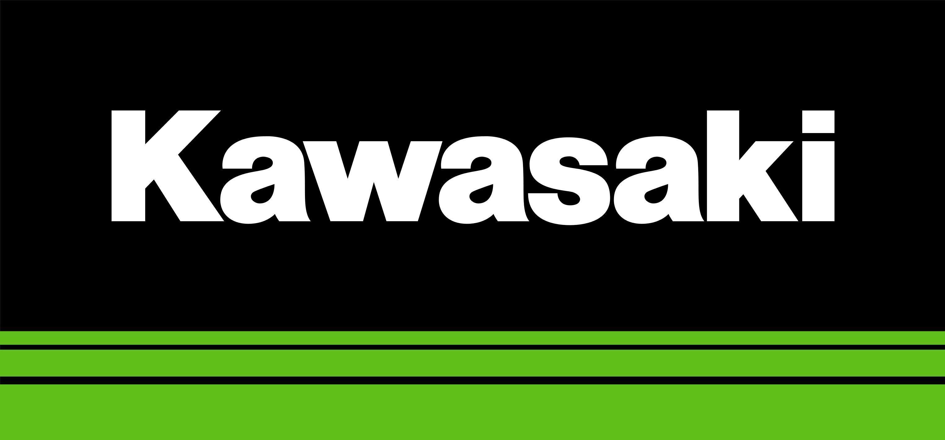 Kawasaki Logo 41500 3052x1422 Px HDWallSource