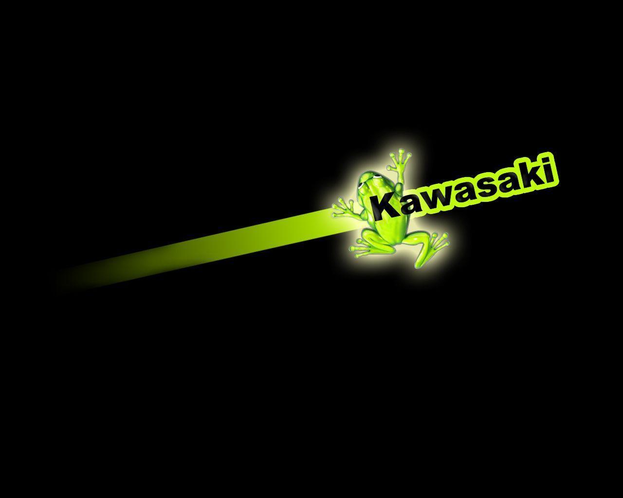 Kawasaki Logo Wallpapers Wallpaper Cave
