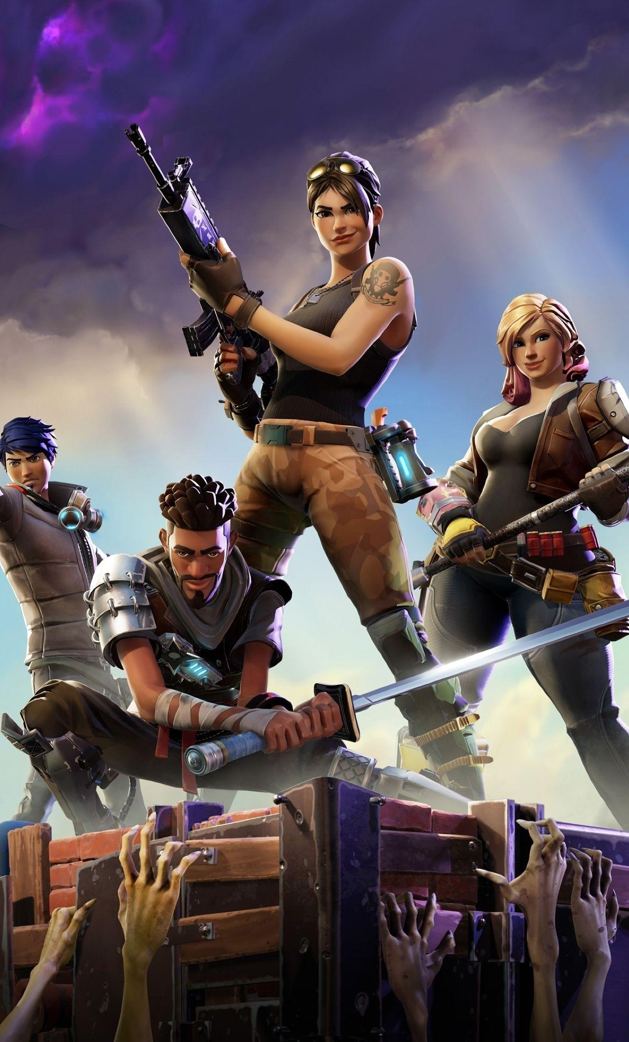 Download Fortnite Game Poster 800x600 Resolution, Full HD 2K Wallpapers