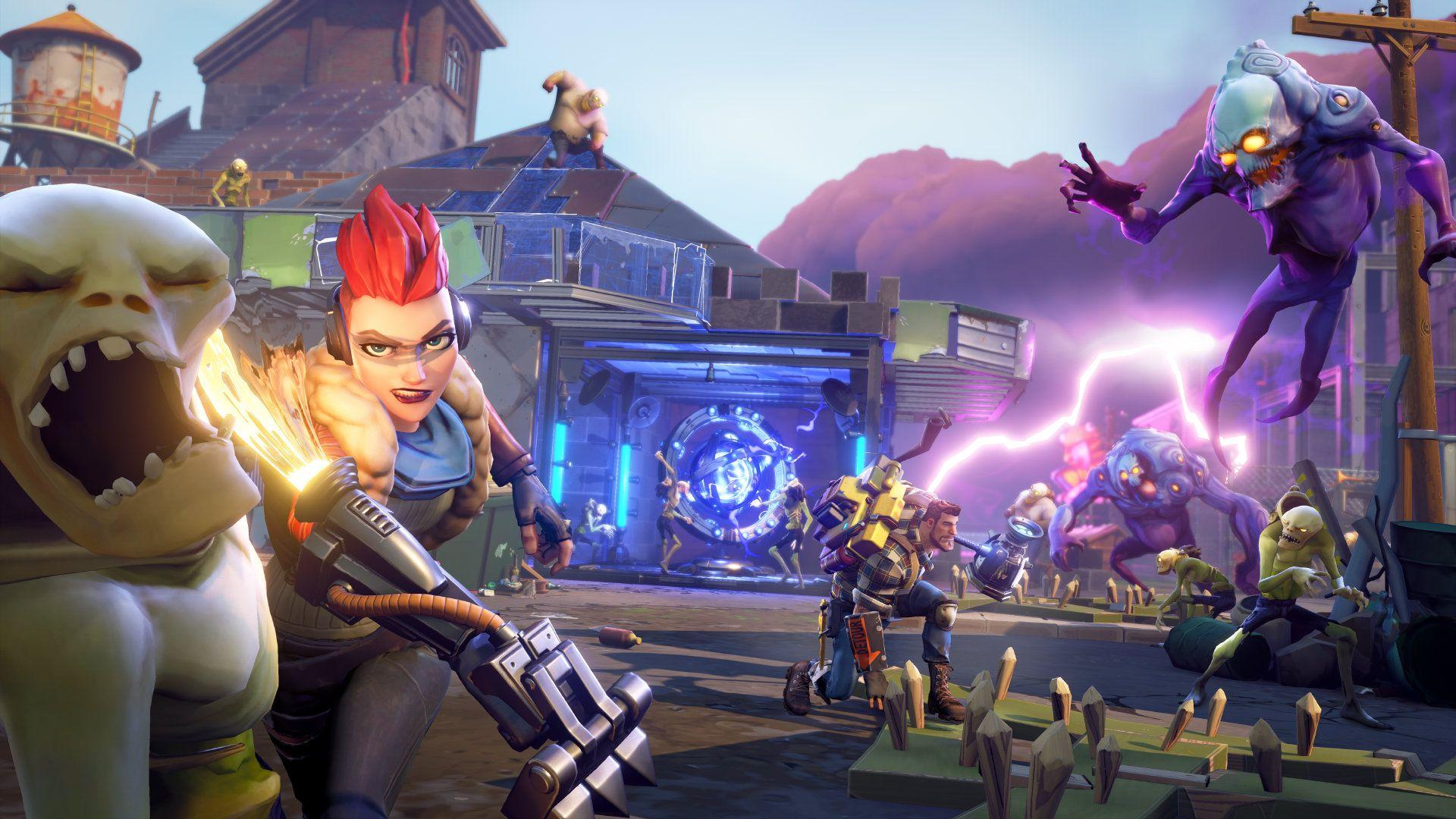 Epic Games Adding Autorun Toggle to Fortnite After Request from