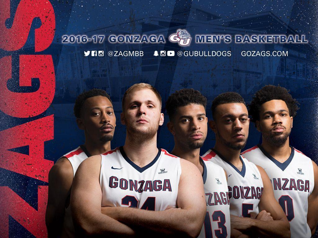 gonzaga bulldogs men's basketball wallpapers - wallpaper cave