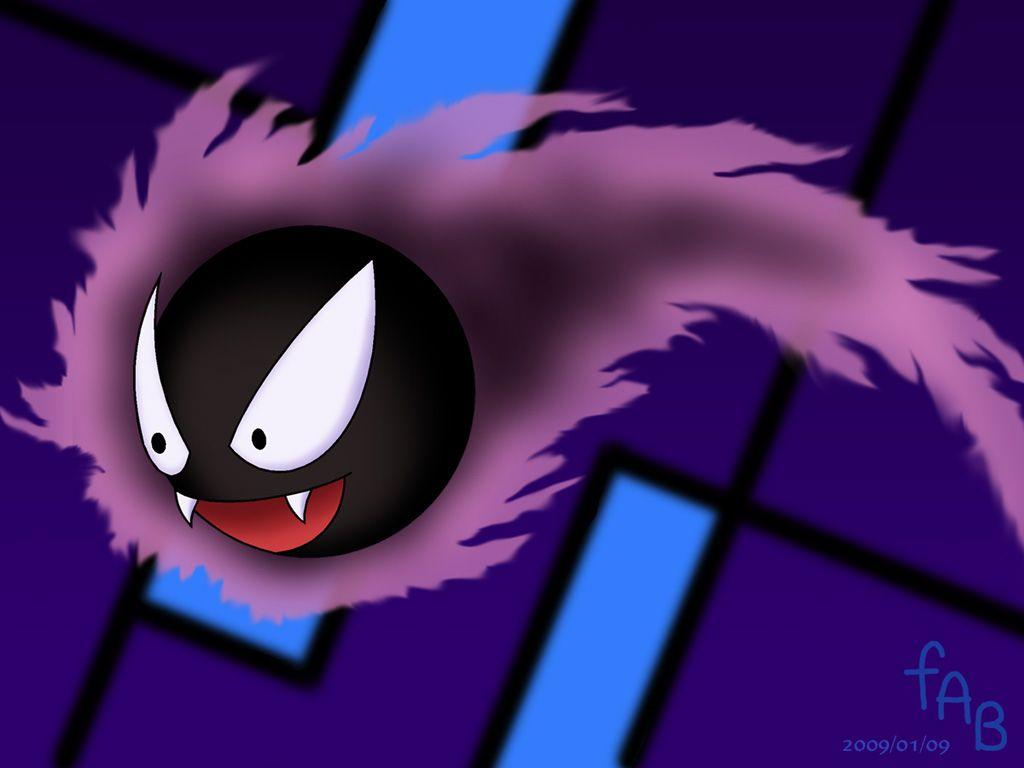 Image - Gastly-pokemon-hd-wallpaper-7.jpg | The Zalgo Empire Wiki ...