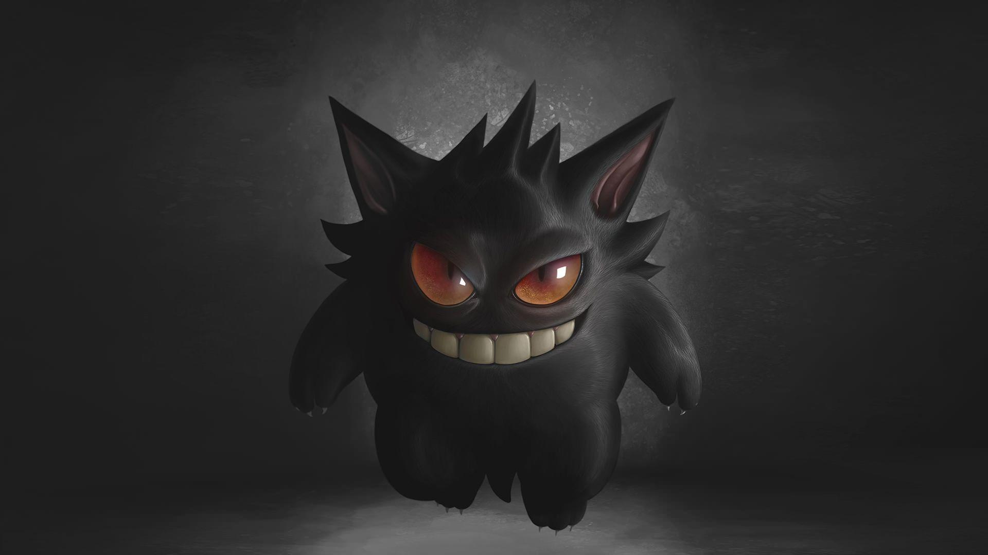 Gengar HD Wallpapers