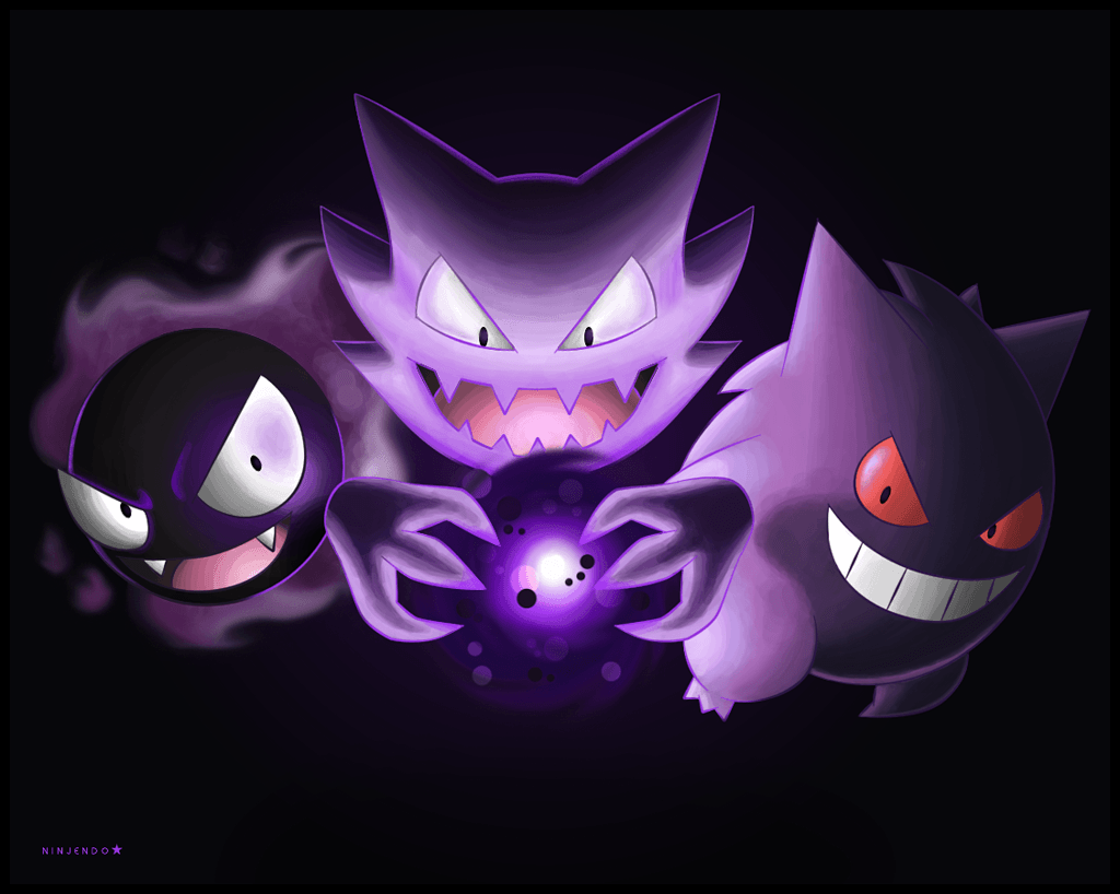 Pokemon Gengar Wallpaper ✓ HD Wallpaper | 219236976 ...