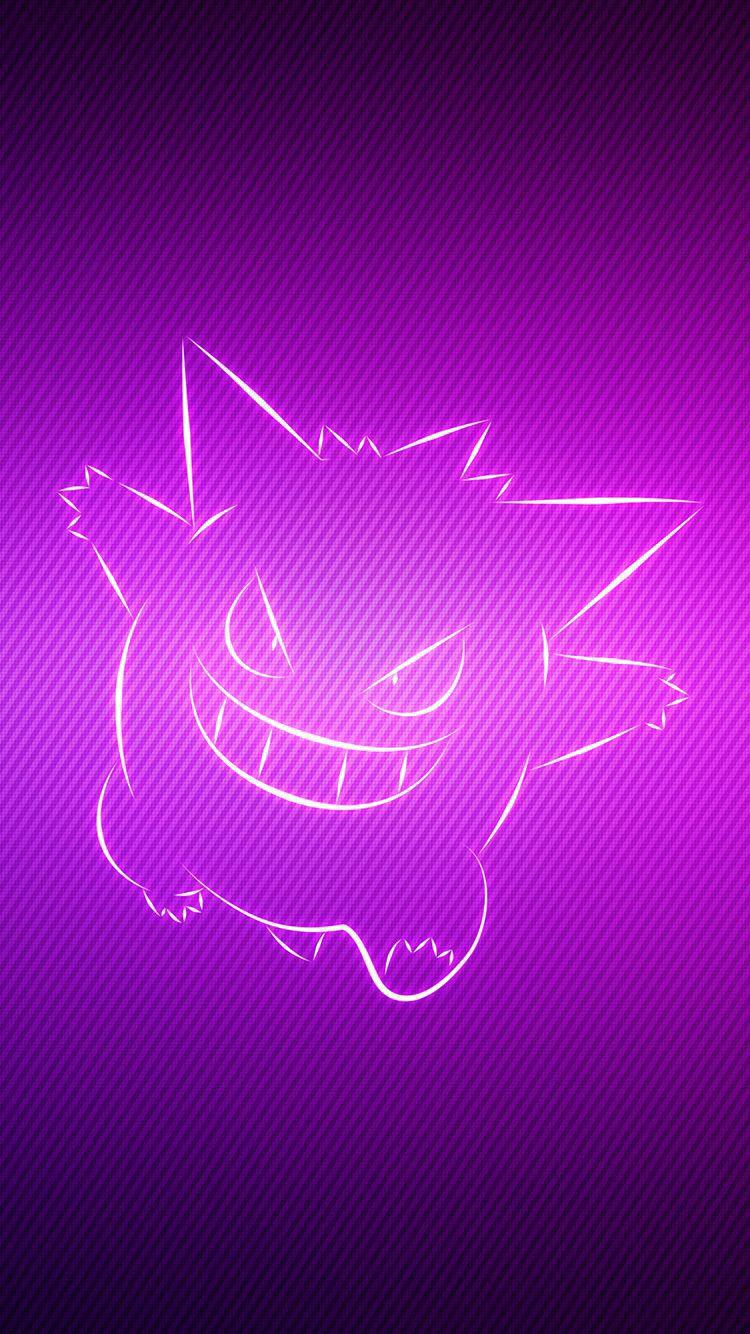 Gengar Wallpaper | Pokemon | Pinterest | Wallpaper, Pokémon and Otaku