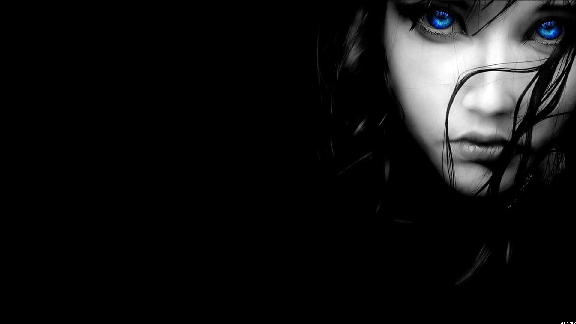 Girl Eyes Wallpapers Wallpaper Cave
