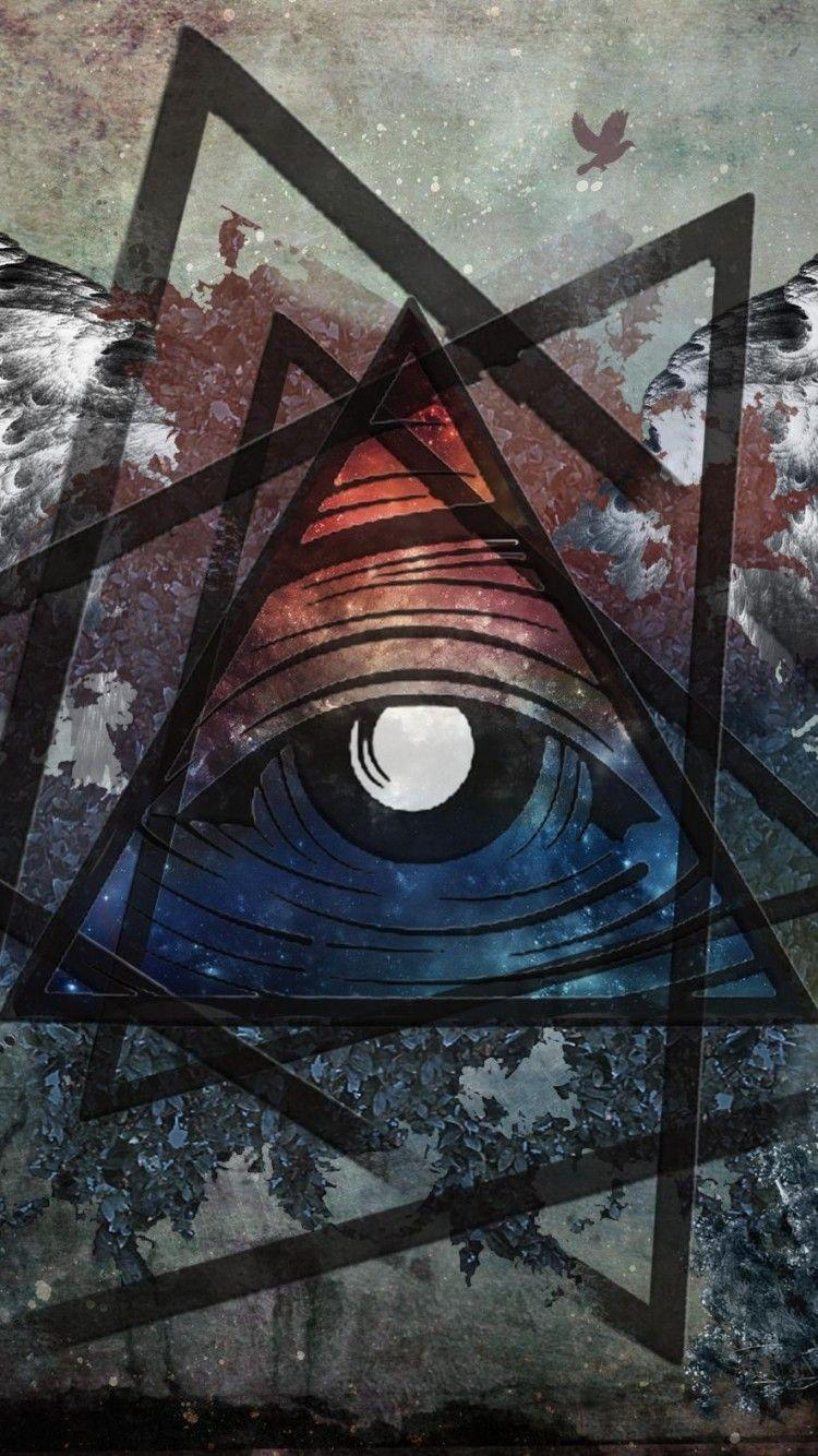 Illuminati Wallpapers Hd Iphone Wallpaper Cave