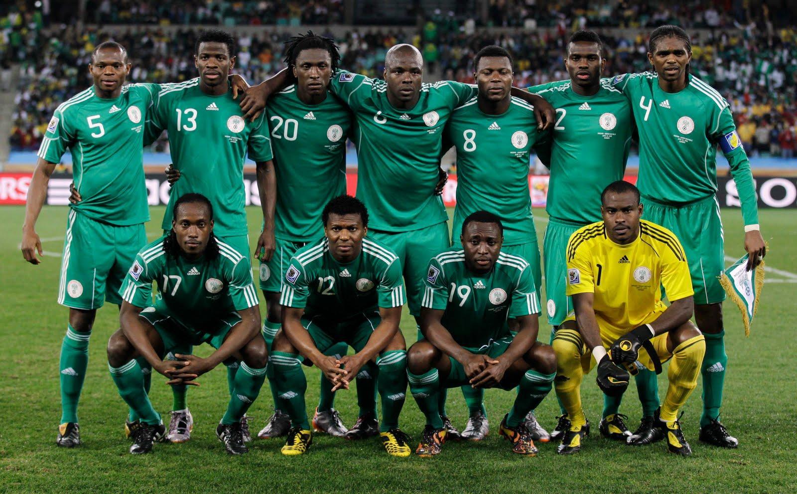 Nigeria National Football Team Background 7