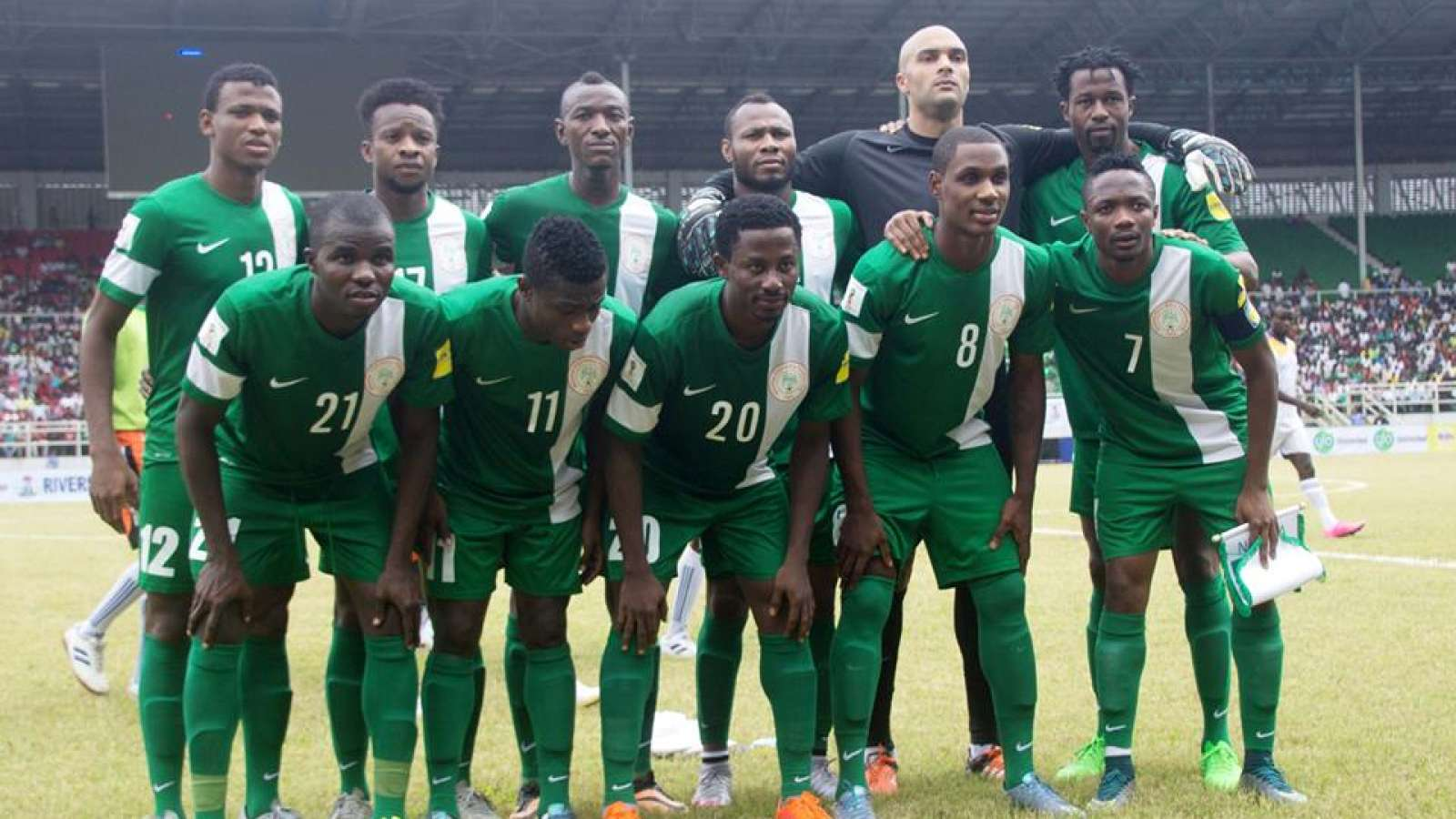 Nigeria National Football Team Background 8