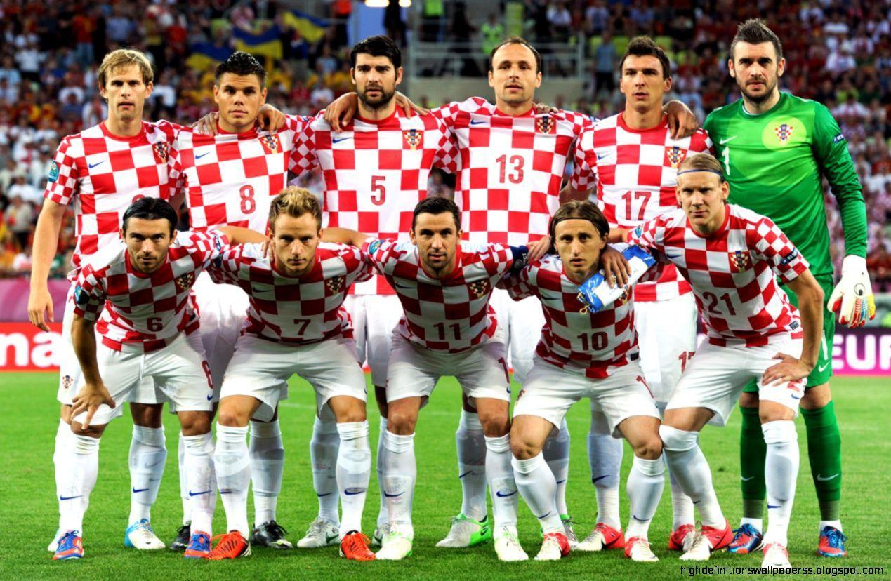 Croatia Football Team World Cup | High Definitions Wallpapers