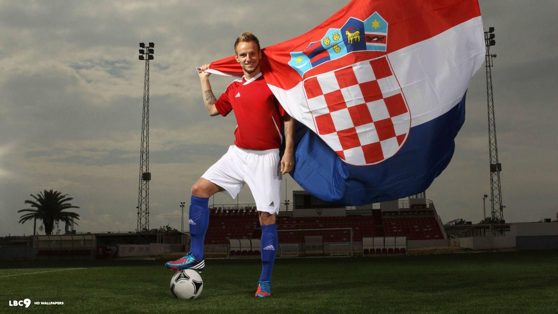 Ivan Rakitic Football Wallpaper