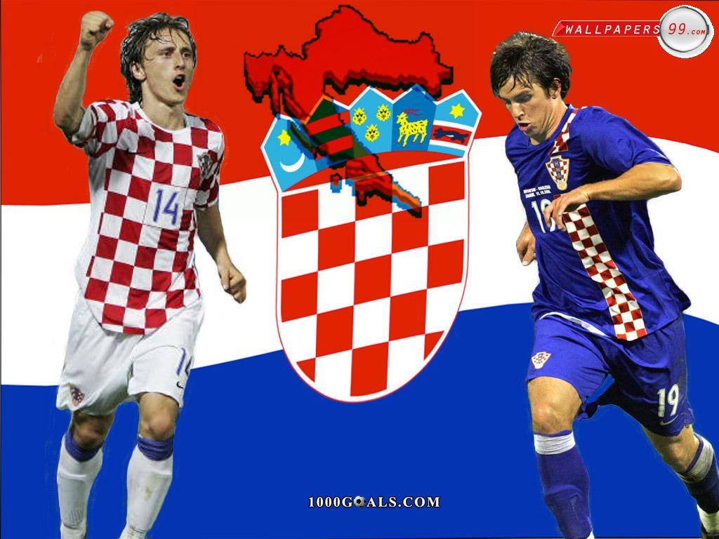 Croatia Football Wallpaper Picture Image 1024x768 26580