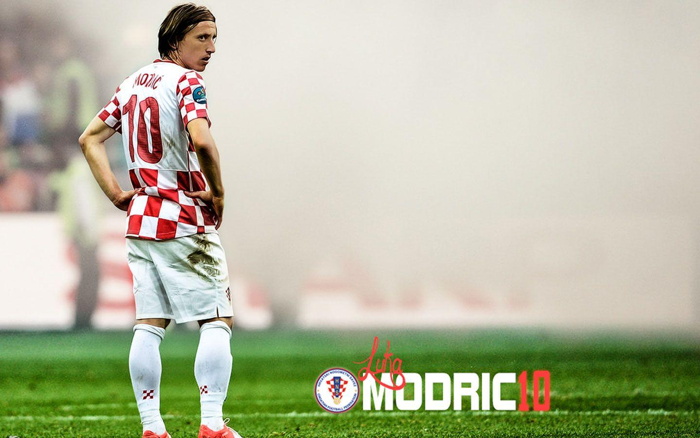 Luka Modrić Croatia Exclusive HD Wallpapers #1611 | Charming ...