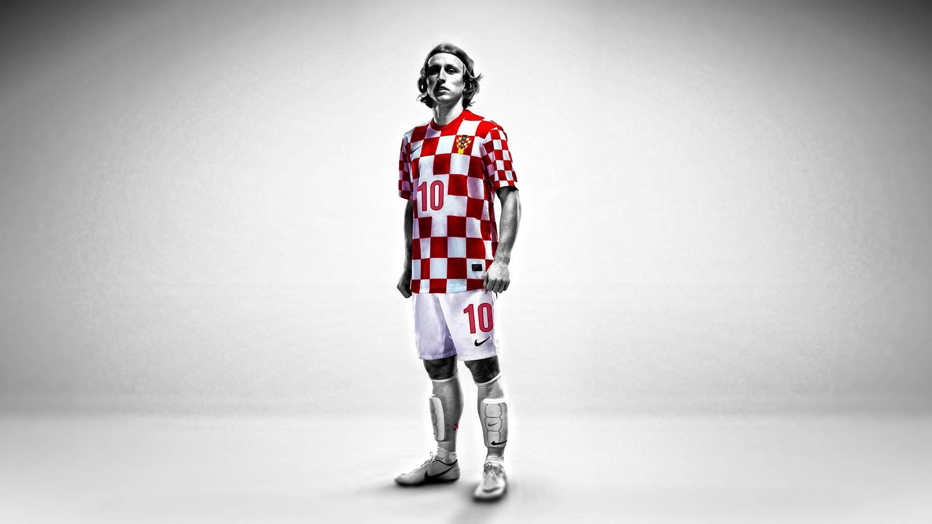 Luka Modric Croatian Striker Photo - Football HD Wallpapers