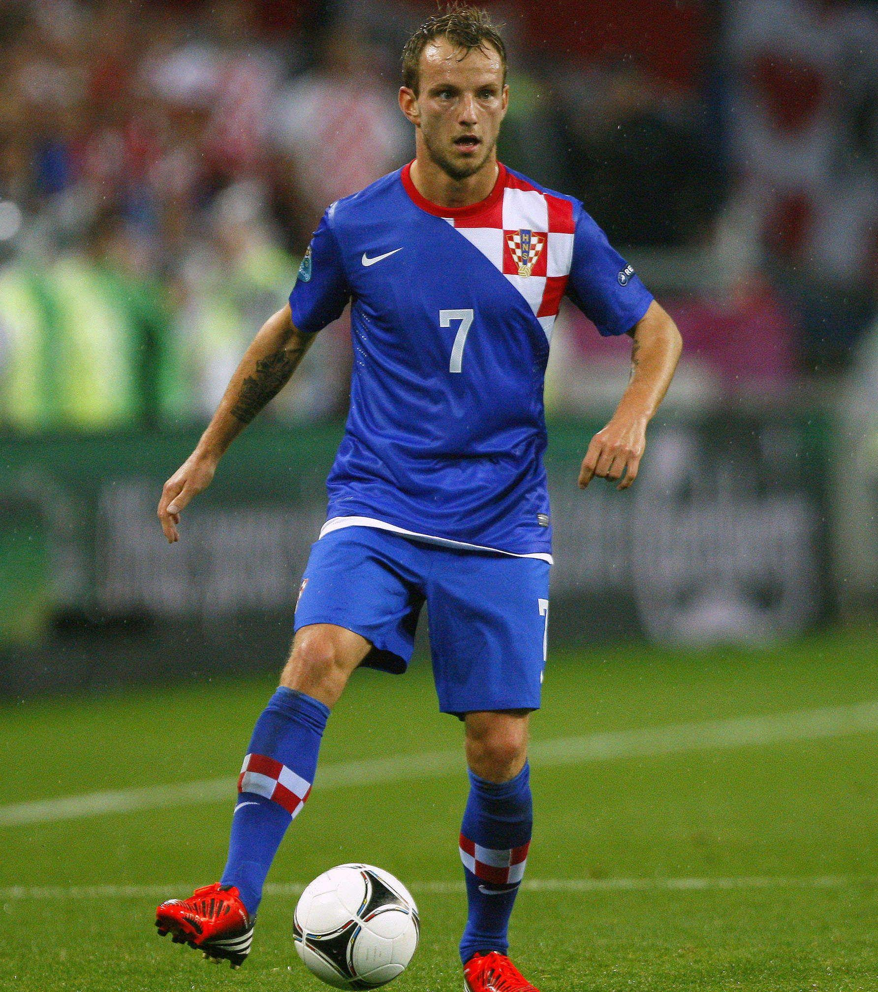 Ivan Rakitic on Croatia National Team | Soccer | Pinterest