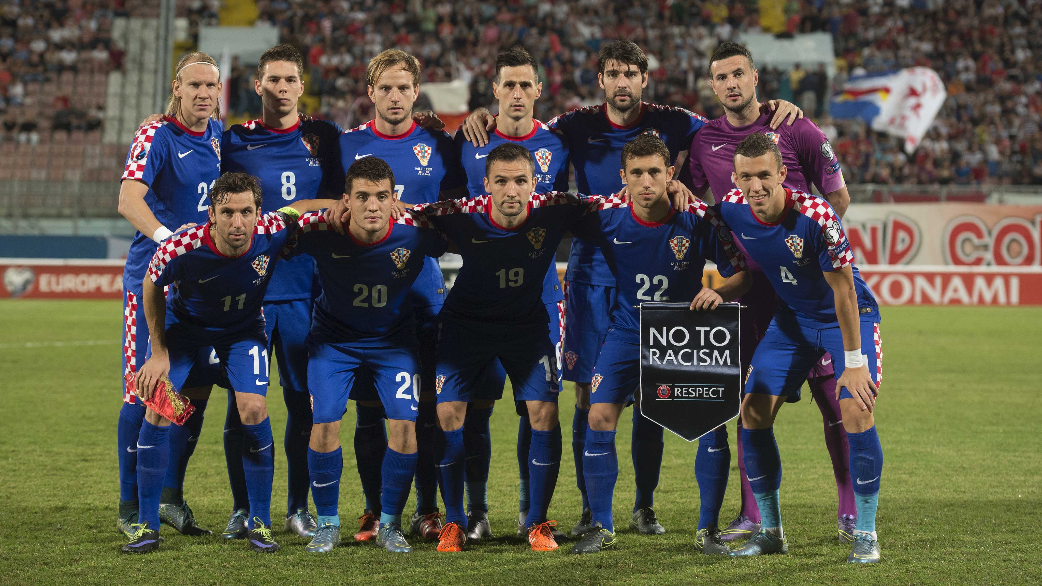 Croatia wins at Malta, qualifies for EURO 2016! - Croatian ...