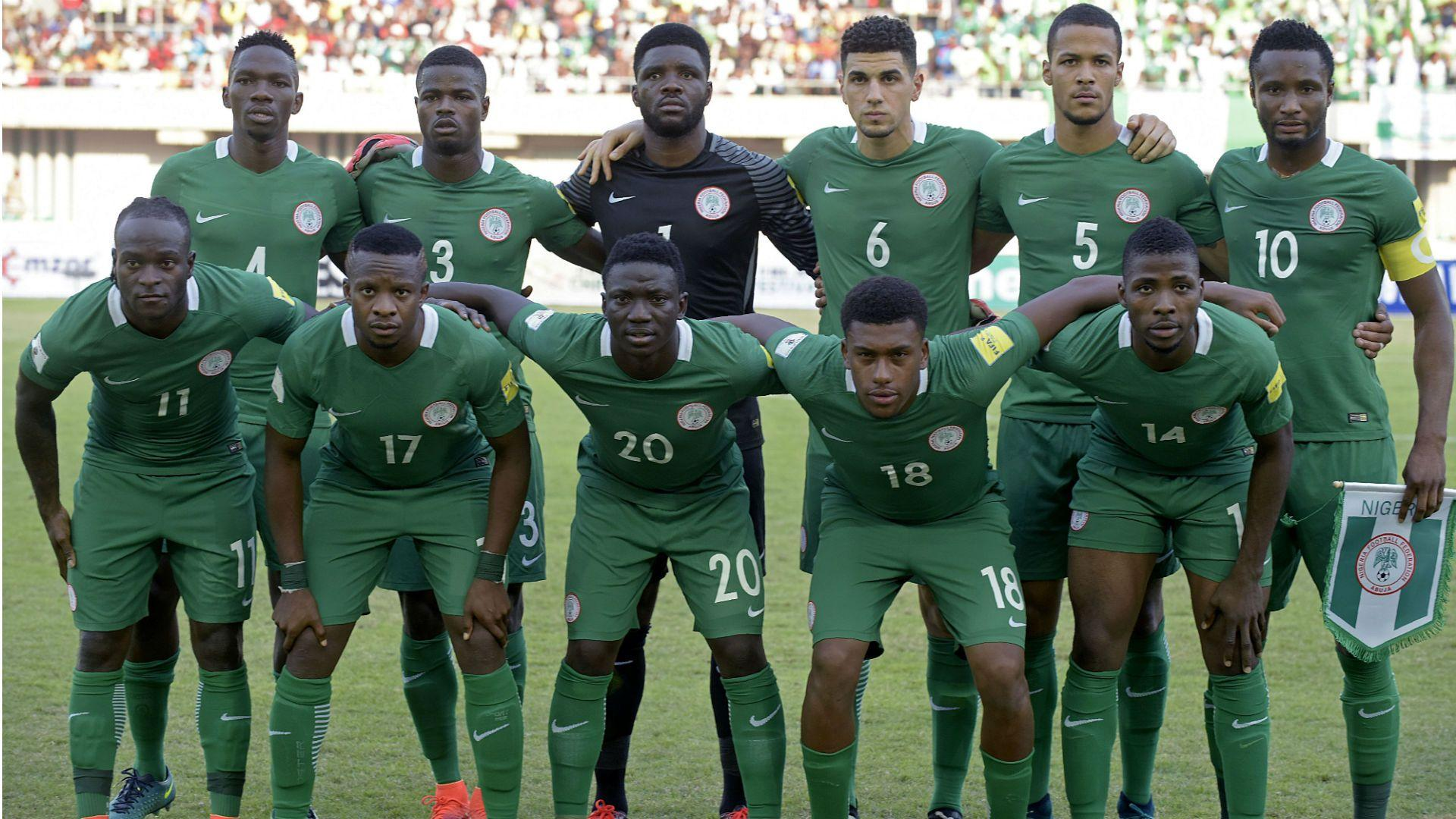 Nigeria National Football Team Background 9
