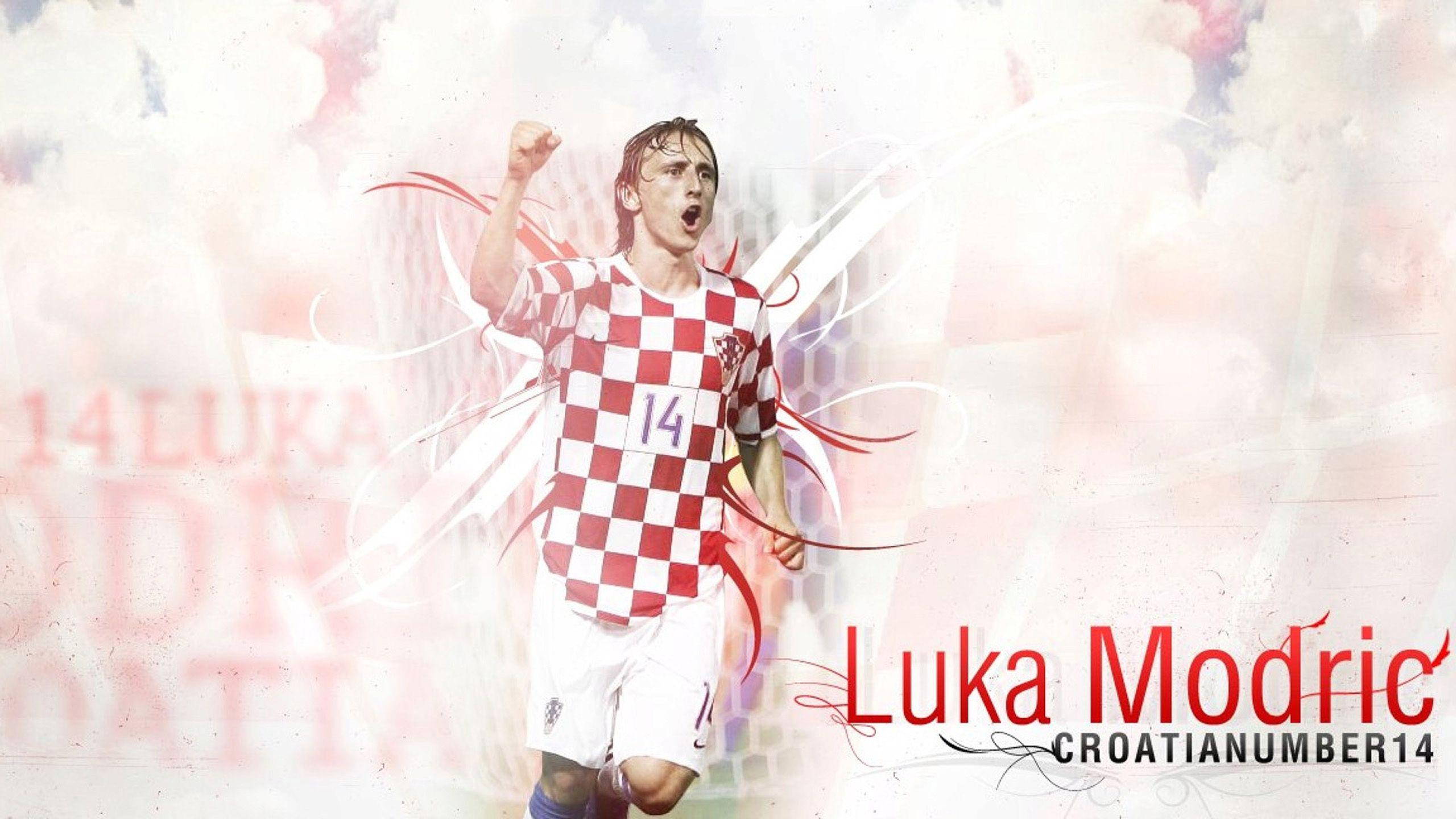 Luka Modrić is a Croatian professional footballer who plays for ...