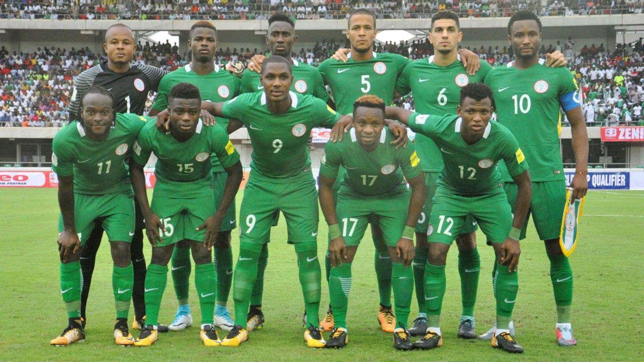 Nigeria National Football Team Background 10