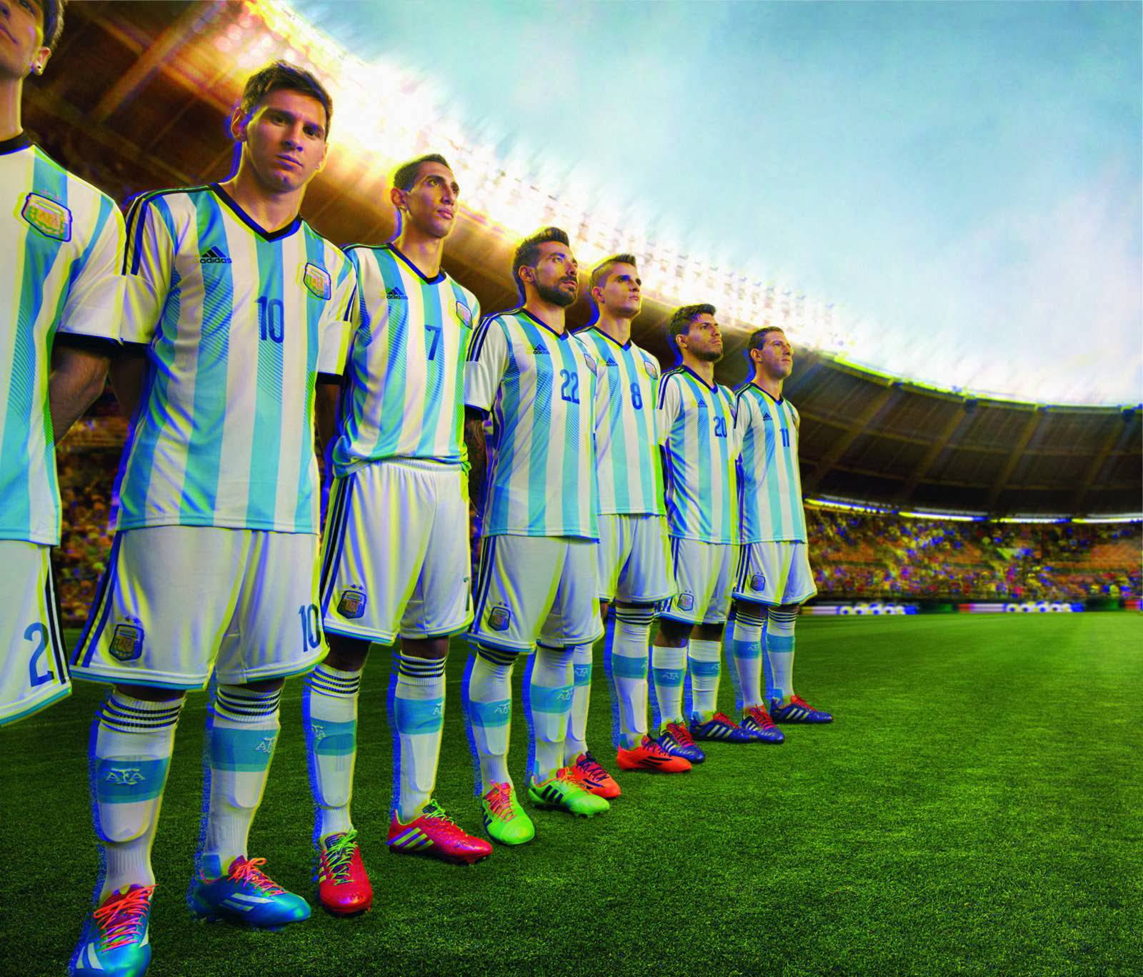 Argentina National Football Team Zoom Background