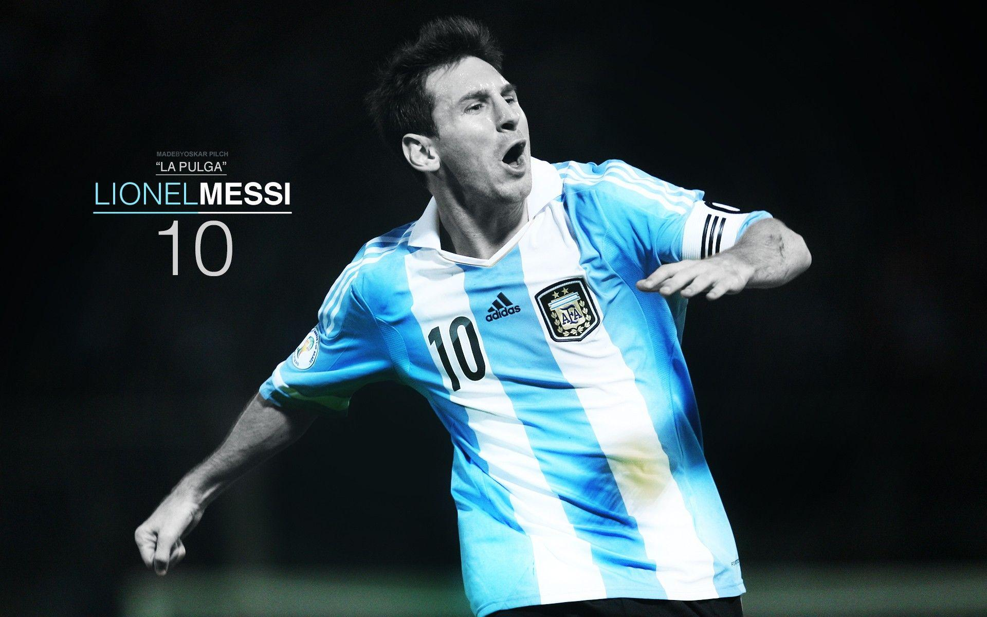 Argentina National Football Team Zoom Background 5