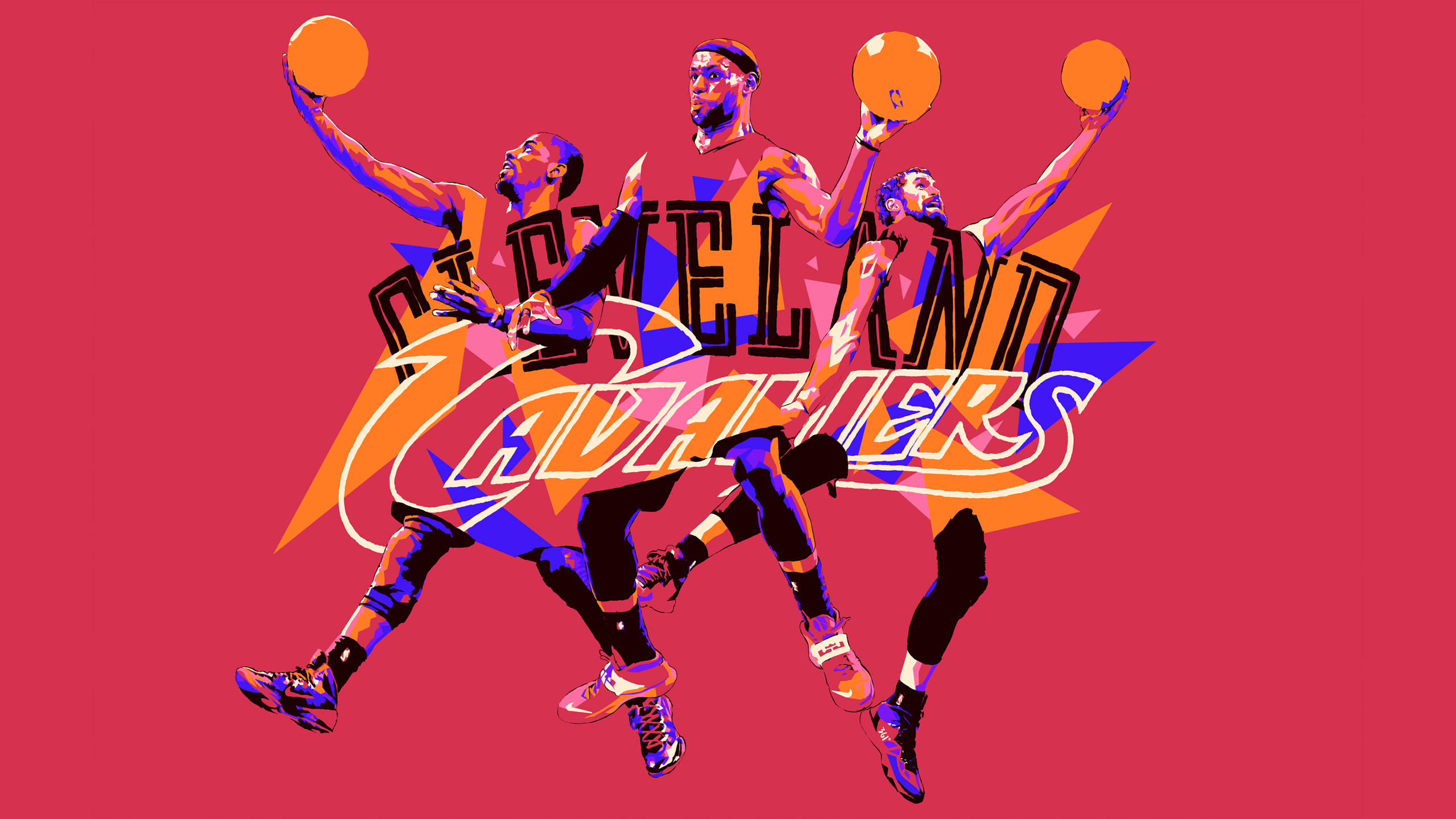 Cleveland Cavaliers 2018 Wallpapers