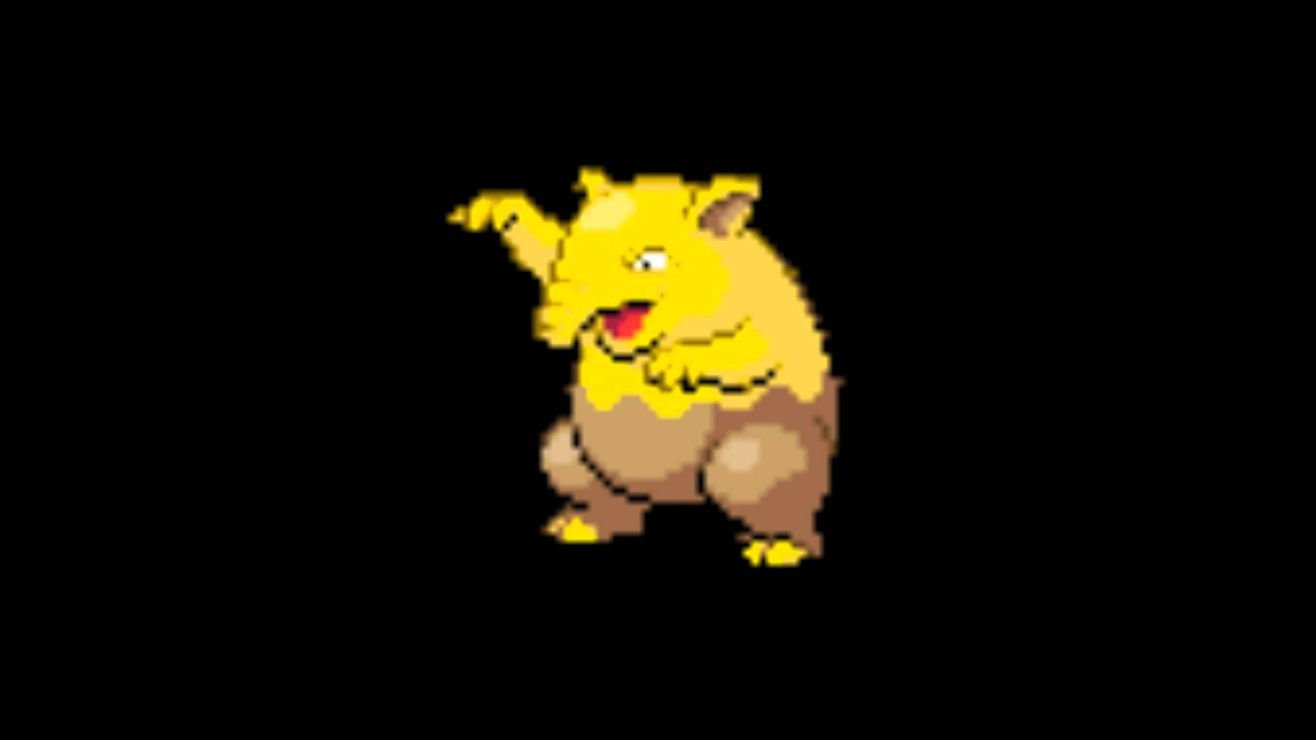 Pokémon - Drowzee (Cry) - YouTube