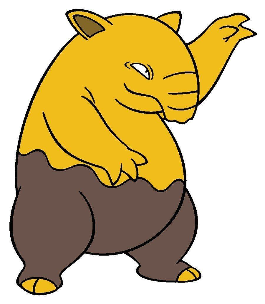 Drowzee | Original pokemon, Pokémon and Original 151