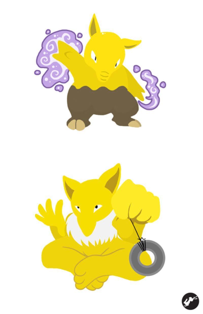 Drowzee - Hypno by Nortiker on @DeviantArt | MONs (Digi AND Poké ...