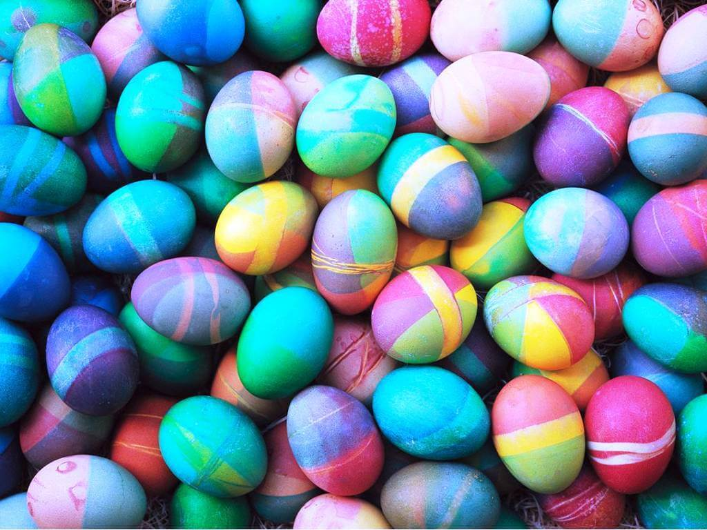 easter eggs hd wallpapers - wallpaper cave