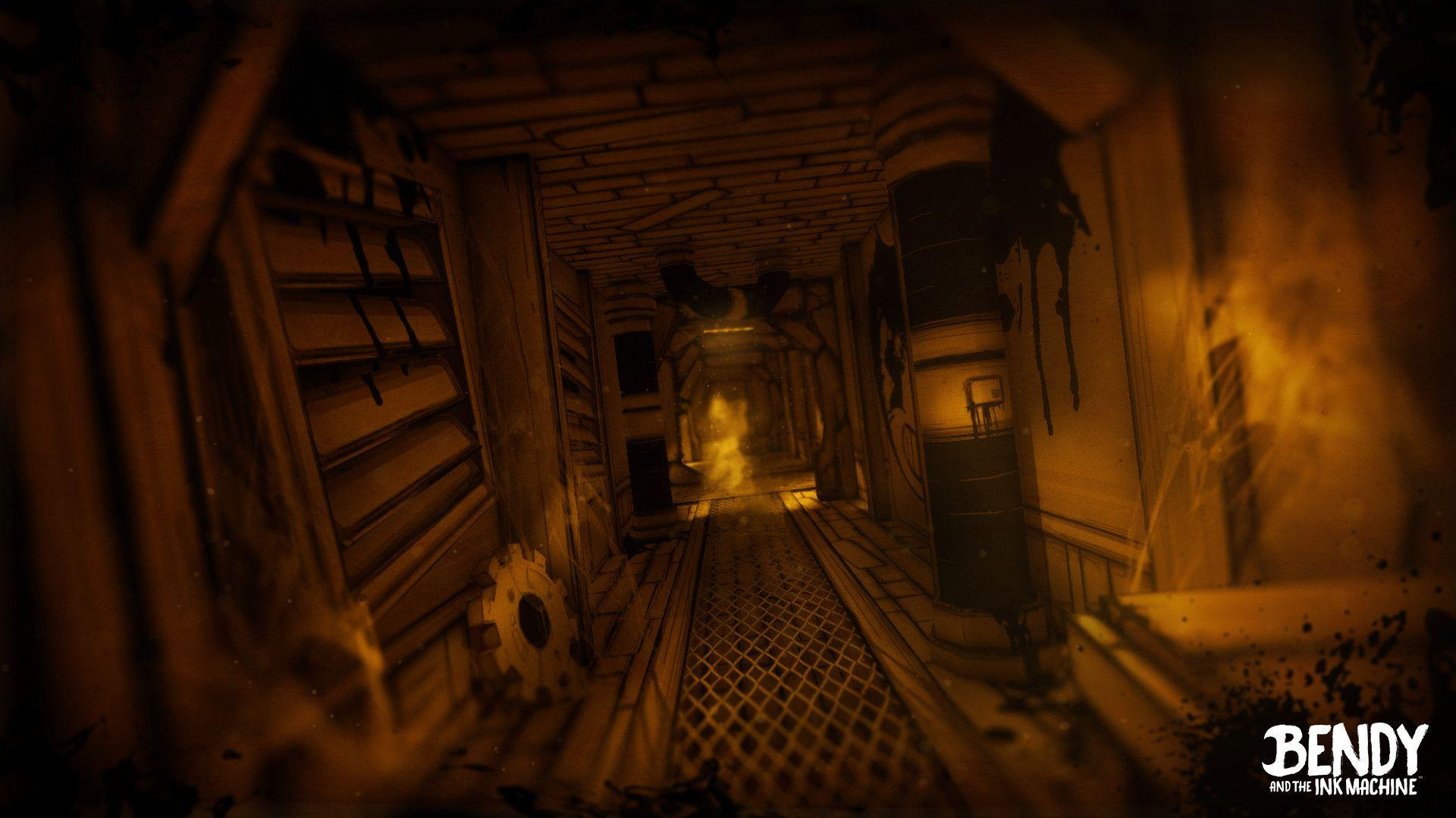 Bendy And The Ink Machine Hd Wallpapers Wallpaper Cave